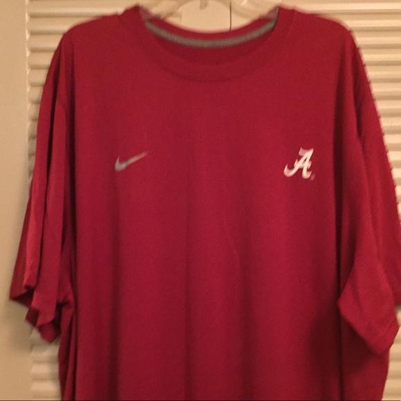 Nike Shirts | Dri Fit Mens 4x Alabama